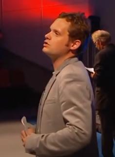 Diederik Jekel Dutch journalist and television presenter