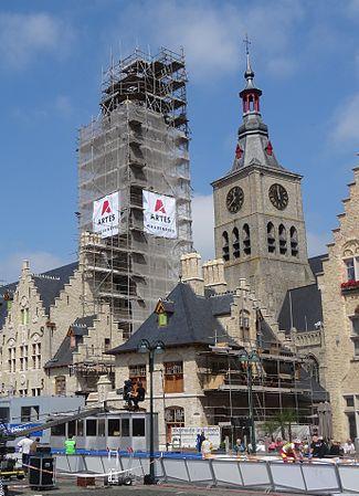 Diksmuide - Ronde van België, etappe 3, individuele tijdrit, 30 mei 2014 (A010).JPG