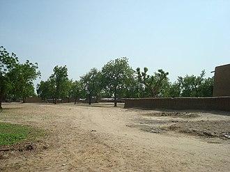 Dikwa - Image: Dikwa fort 2