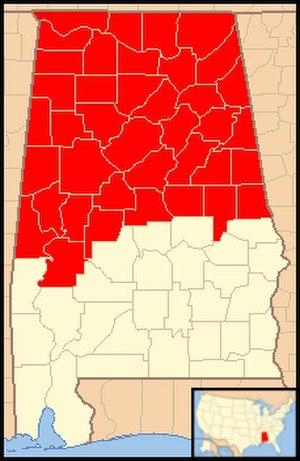Roman Catholic Diocese of Birmingham in Alabama - Image: Diocese of Birmingham
