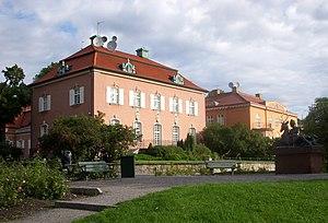 """Axel Wenner-Gren - """"Wenner-Gren palace"""", Diplomatstaden, Stockholm, 2008"""