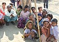 Displaced Rohingya people in Rakhine State (8280610831) (cropped).jpg