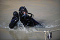 Diver searching for a missing soldier -b.jpg