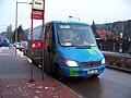 Dobřichovice, minibus 1148, čelně.jpg