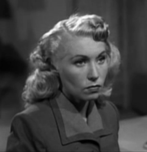 Dolores Fuller - Fuller in Jail Bait (1954)