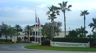 Miami Dolphins Training Facility