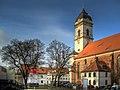 Dom und Leuchtturm von der Kuturfabrik gesehen - panoramio.jpg