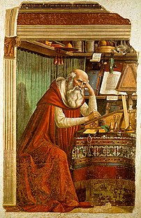 Doctor of the Church Jerome was viewed as the author of the Liber Pontificalis in the Middle Ages.