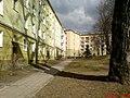 Domy mieszkalne przy ulicy Józefa Sowińskiego - panoramio.jpg