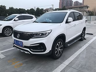 Dongfeng Liuzhou Motor - Image: Dongfeng Liuzhou Jingyi X5