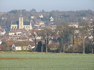 Donnemarie-Dontilly Commune in Île-de-France, France