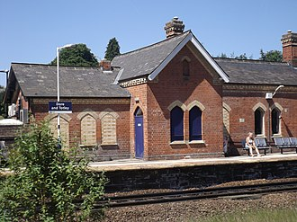 Dore and Totley railway station - Dore and Totley railway station