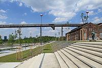 Dortmund - PW-Konrad-Zuse-Straße+Phoenixplatz+Phoenixhalle 01 ies.jpg