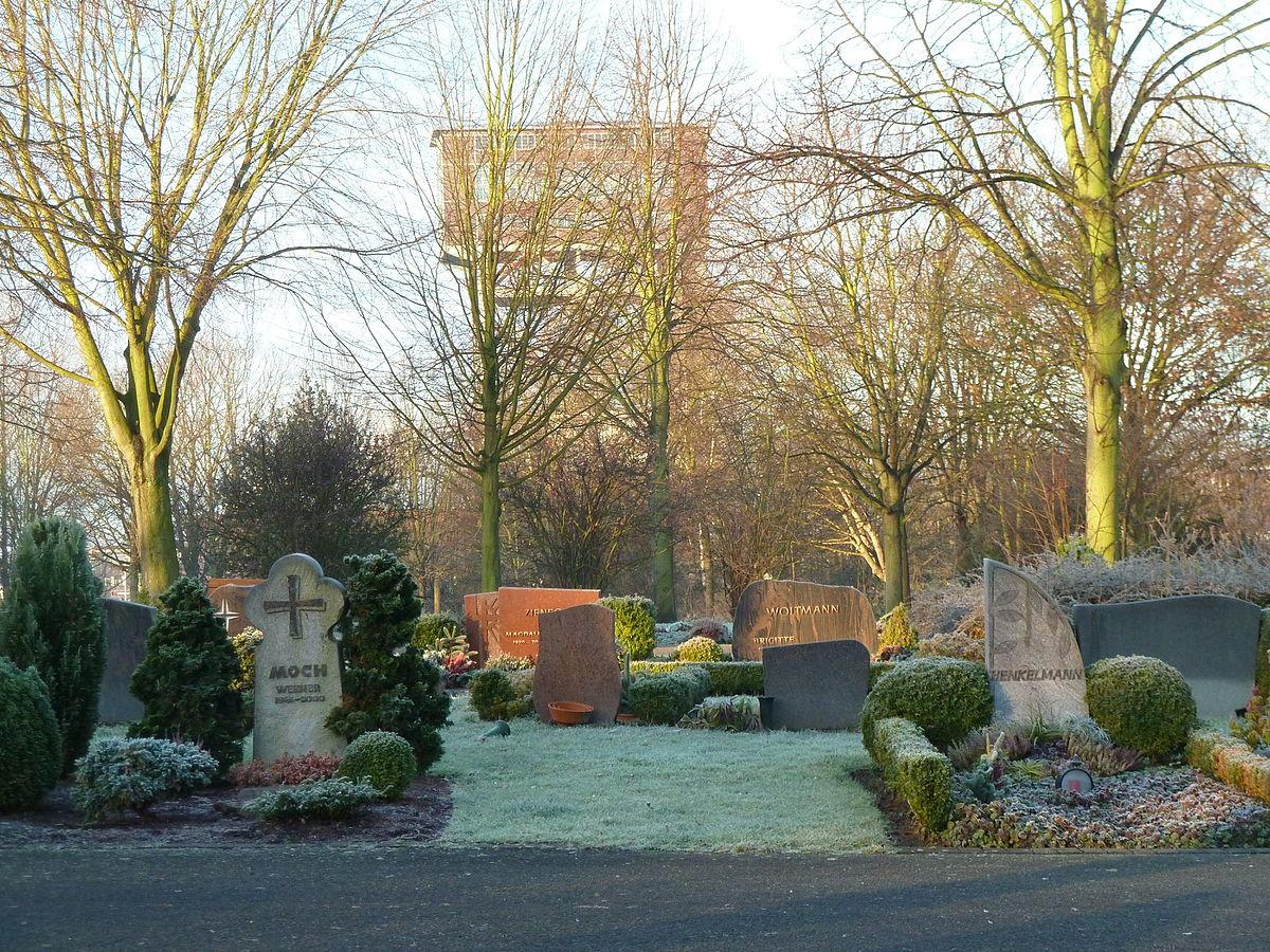 Nordfriedhof Dortmund Wikipedia