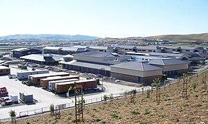 Dougherty Valley High School - Image: Dougherty Valley High School