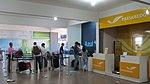 Dourados Airport (DOU) check-in, Mato Grosso do Sul, Brazil.jpg