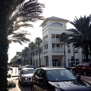 New Urbanism - New Broad Street, Baldwin Park, Florida