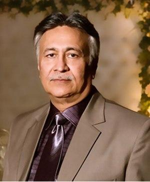 Sadaqat Ali - Image: Dr Sadaqat Ali