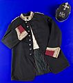Dr Beaston's medical officer uniform, United Kingdom, 1898-1 Wellcome L0058483.jpg