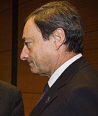 DRAGHI - Presidente BCE
