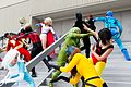 Dragon Con 2013 - JLA vs Avengers Shoot (9672396040).jpg