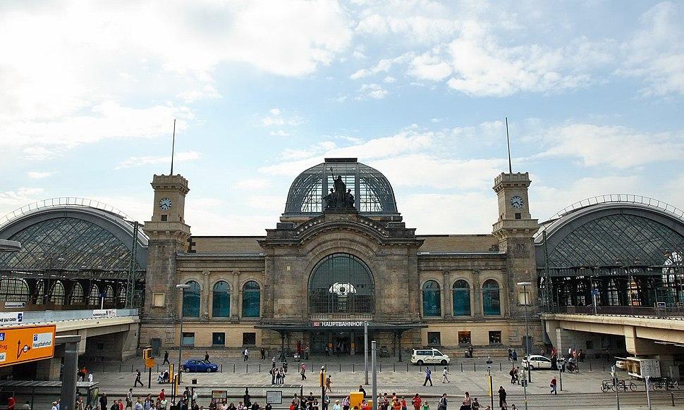 Dresden Mainstation 2007 04 23