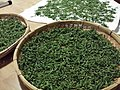Dried jakseol green tea leaves.jpg