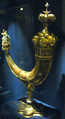 Drinking horn of Sigismund of Luxemburg.PNG
