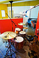 Drum mic setting, Marc Morgan album recording, LowSwing studio, Berlin, 2011-01-22 13 35 31.jpg