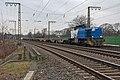 Duisburg Duisport Rail 1275 015 met lege containertrein (33339993922).jpg