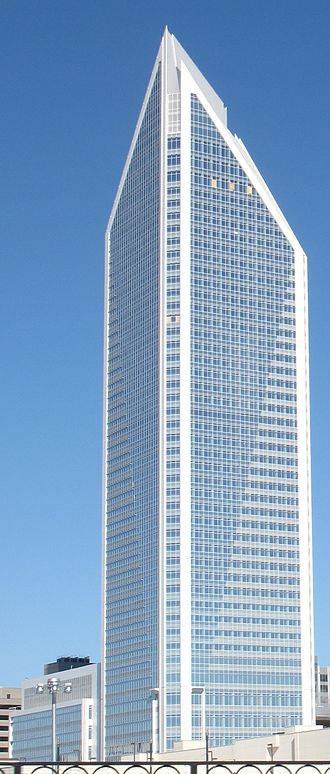 Duke Energy - Duke Energy Center in Charlotte, 2010