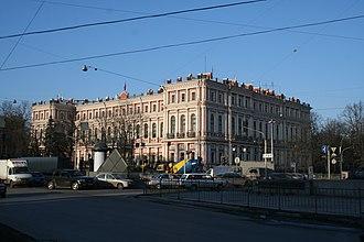 Andrei Stackenschneider - Image: Dvorec Truda 29622