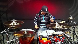 Drum Workshop - Tony Royster, Jr.