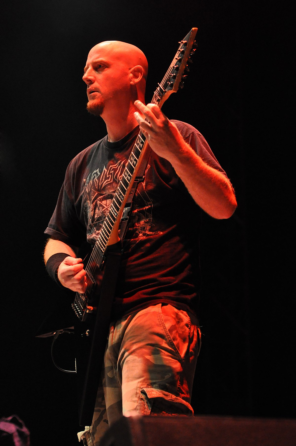 Dying Fetus Purification Through Violence