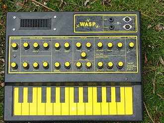 Electronic Dream Plant - The EDP Wasp.