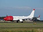EI-FJH Norwegian Air International Boeing 737-8JP(WL) cn42071 takeoff from Schiphol (AMS - EHAM), The Netherlands pic1.JPG