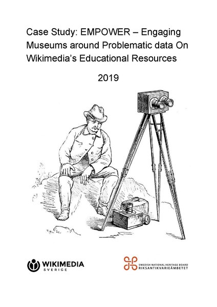 Fil:EMPOWER – Engaging Museums around Problematic data On Wikimedia's Educational Resources.pdf