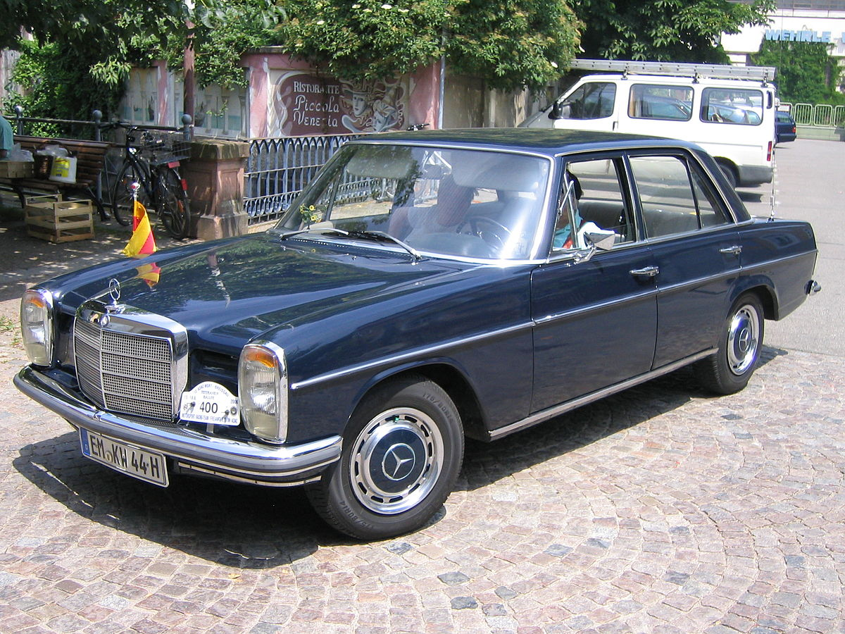 Mercedes benz w114 w115 for Mercedes benz w115 for sale