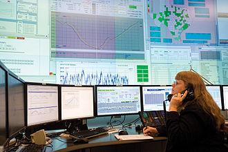 Black start - An operator at ERCOT