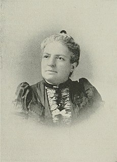 Esther Housh American social reformer, author, editor