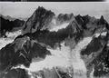 ETH-BIB-Grandes Jorasses, Dent du Géant v. N. W. aus 4300 m-Inlandflüge-LBS MH01-005169.tif