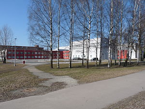 Professional technical school - Vocation school in Tallinn, saved from Soviet times. Vocations available there: metalworking, welding, mechatronics and automatics servicing, barbers and tailors. Also they make 1-month studying to electrician qualification for adults.