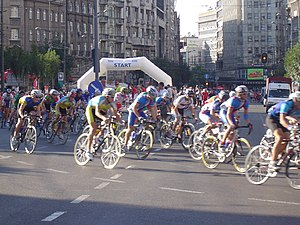 2007 European Youth Summer Olympic Festival - Cycling at the EYOF 2007