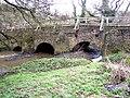 Eashing Bridge (western), Shackleford - geograph.org.uk - 163109.jpg