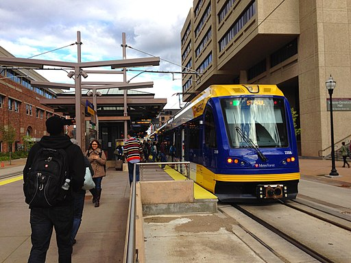 East Bank Station (Metro Transit Green Line) 16