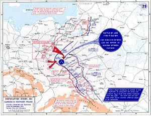 Battle of Łódź (1914) - Eastern Front, September 28 – November 1, 1914