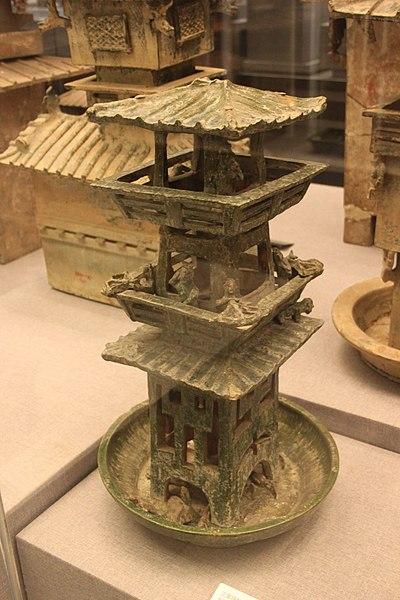 File:Eastern Han Pottery Tower - 8.jpg