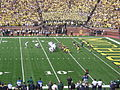 Eastern Michigan vs. Michigan 2011 02 (Eastern on offense).jpg