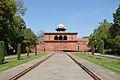 Eastern Naubat Khana - Western Facade - Taj Mahal Complex - Agra 2014-05-14 3950.JPG