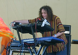 Ozric Tentacles - Ed Wynne has remained the only original member of the band.
